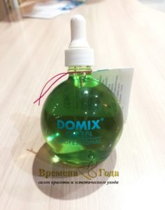 Масло для ногтей и кутикулы Domix Green professional
